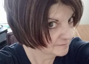 Selfie. haircut january 29. 2014