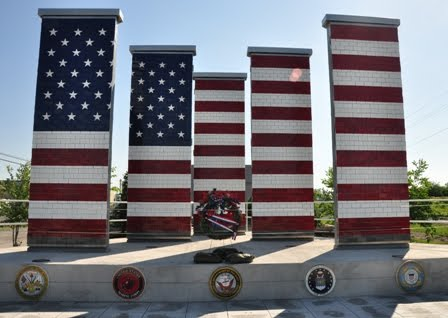 Veteran's Freedom Memorial, Lima, Ohio