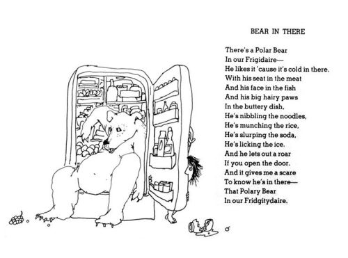 Bear in There by Shel Silverstein